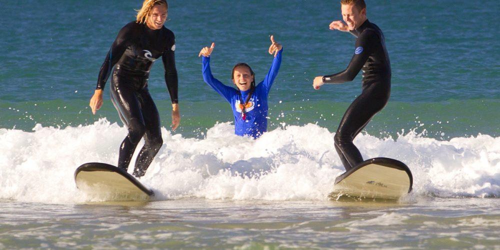 Great Ocean Road Surf Schools