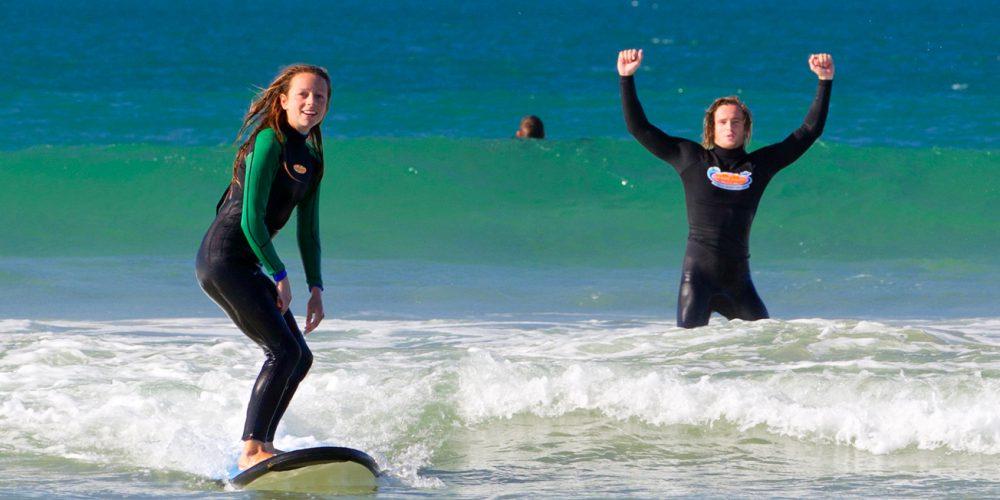 Great Ocean Road Surf Schools